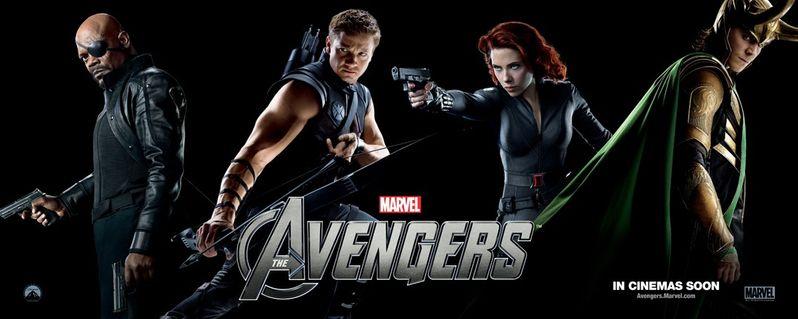 <strong><em>Marvel's The Avengers</em></strong> International Banner #2