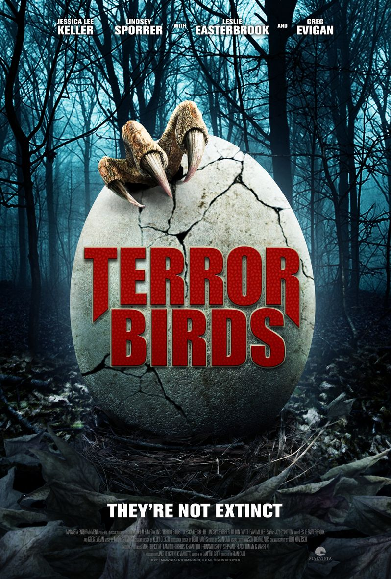 <strong><em>Terror Birds</em></strong> Poster