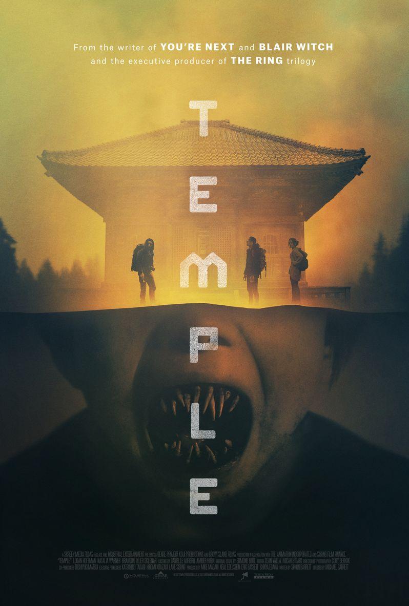 <strong><em>Temple</em></strong> movie Poster
