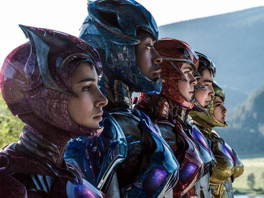 <strong><em>Power Rangers</em></strong> photo 5