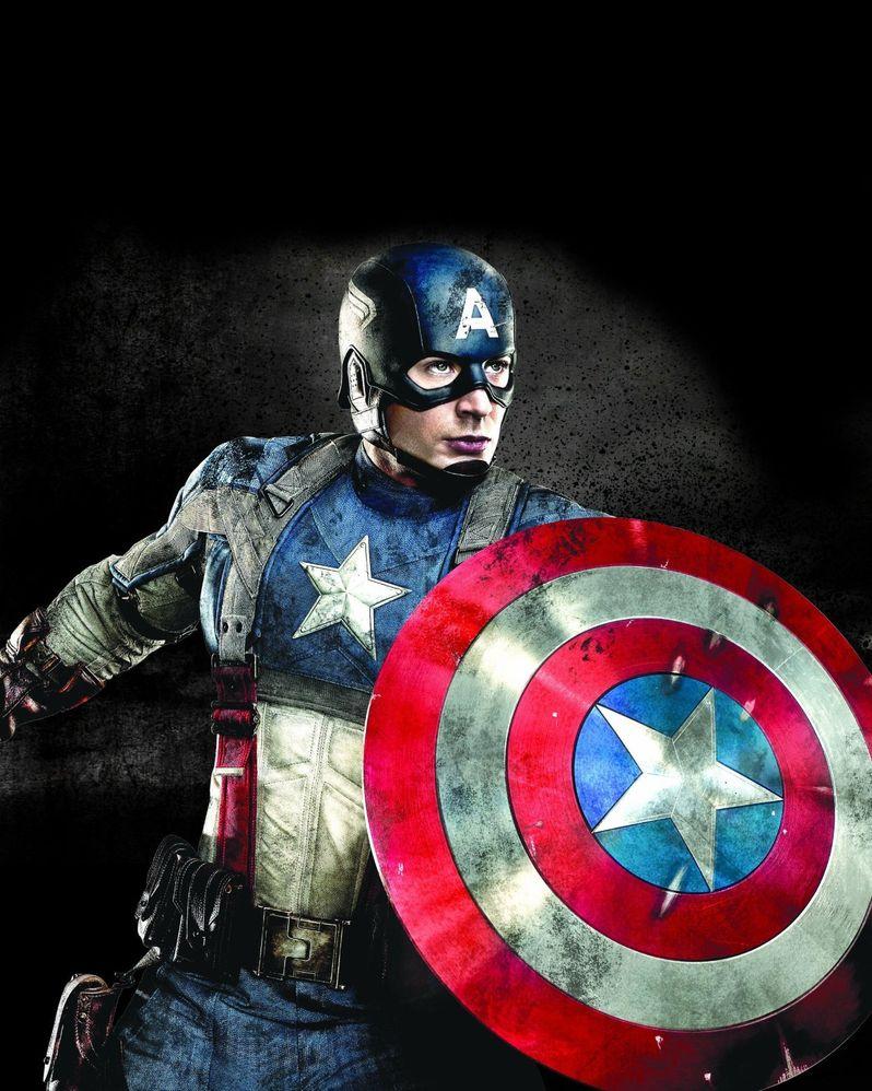<strong><em>Captain America: The First Avenger</em></strong> Promo #2
