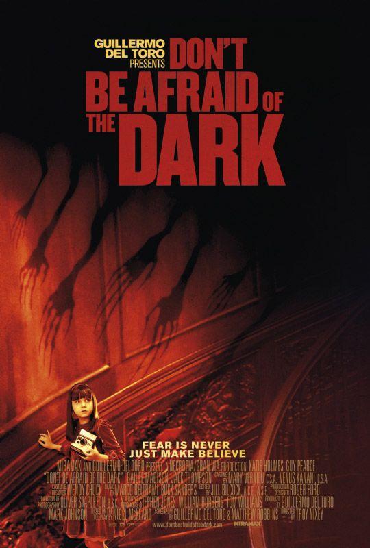 <strong><em>Don't Be Afraid of the Dark</em></strong> International Poster