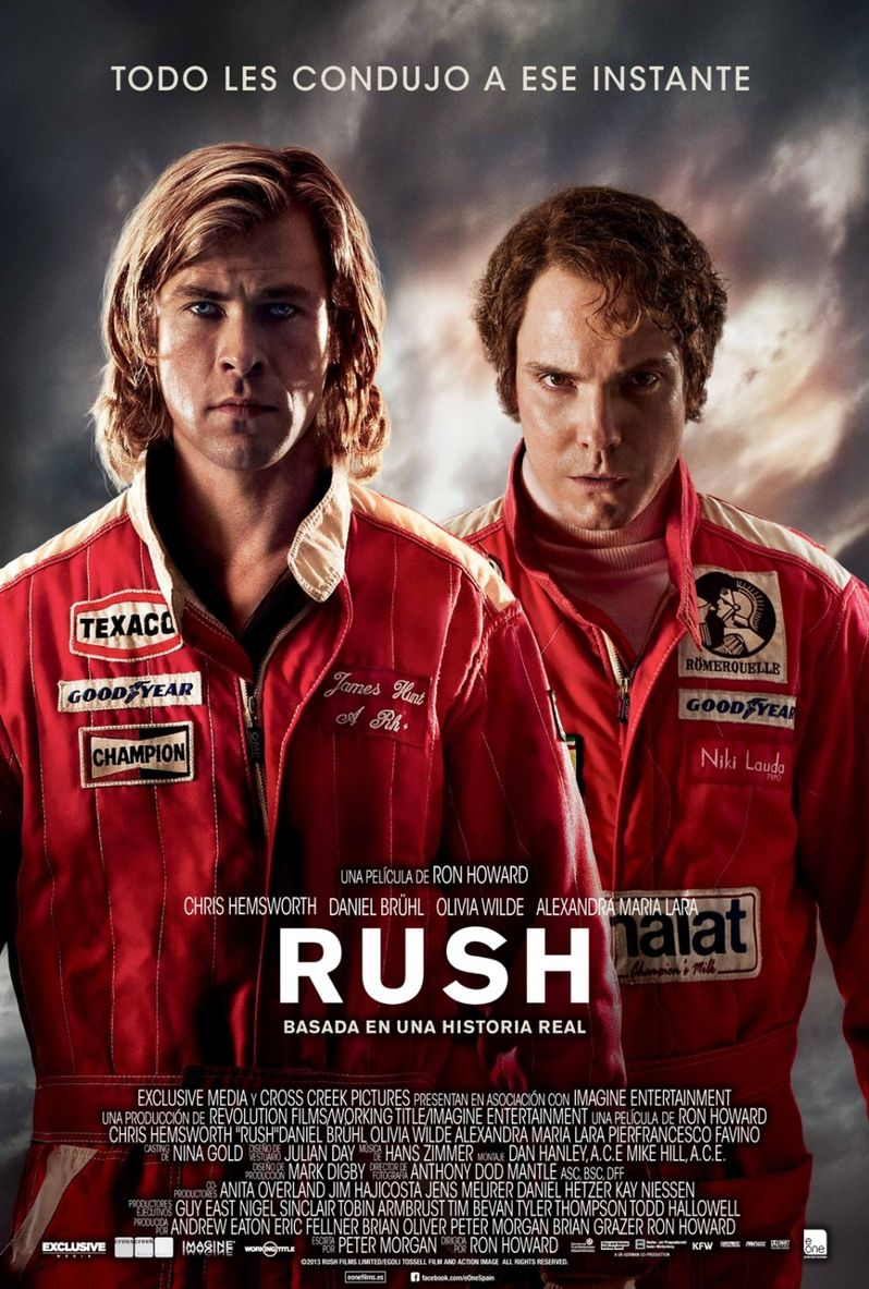 <strong><em>Rush</em></strong> International Poster 1