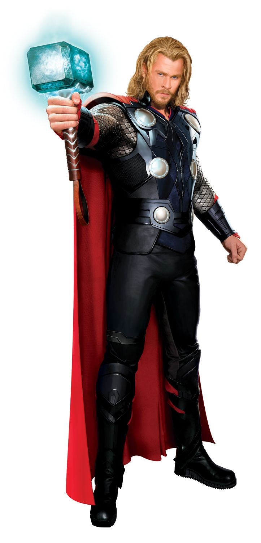 <strong><em>Thor</em></strong> Concept Image #2