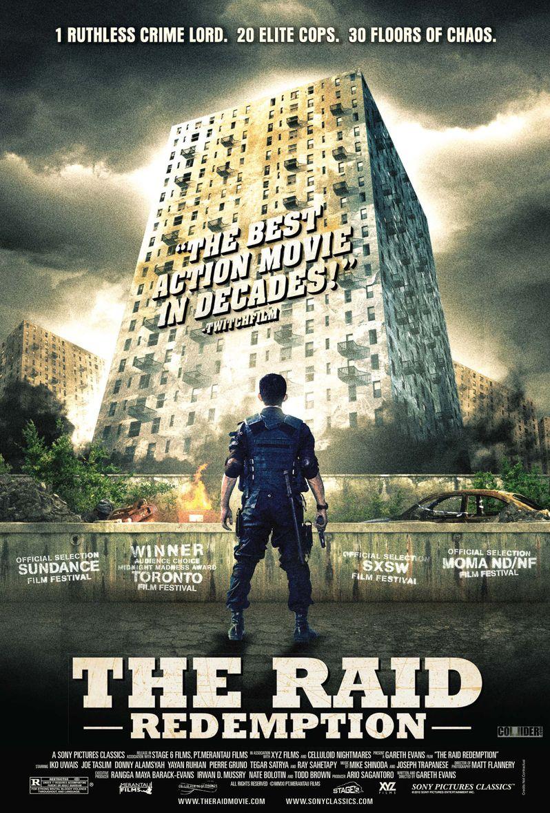 <strong><em>The Raid: Redemption</em></strong> Poster
