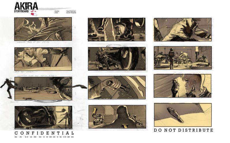<strong><em>Akira</em></strong> Storyboard #2