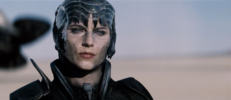 Antje Traue talks Faora in <strong><em>Man of Steel</em></strong>