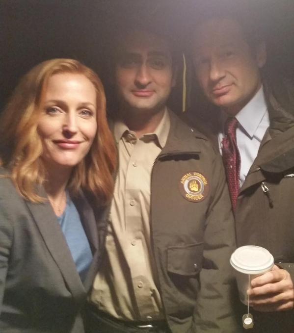 X-Files Revival Photo 1