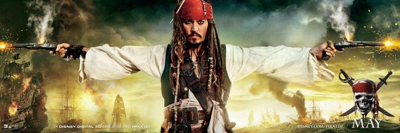 <strong><em>Pirates of the Caribbean: On Stranger Tides</em></strong> Poster