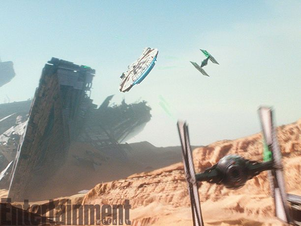 <strong><em>Star Wars: The Force Awakens</em></strong> Photo 21