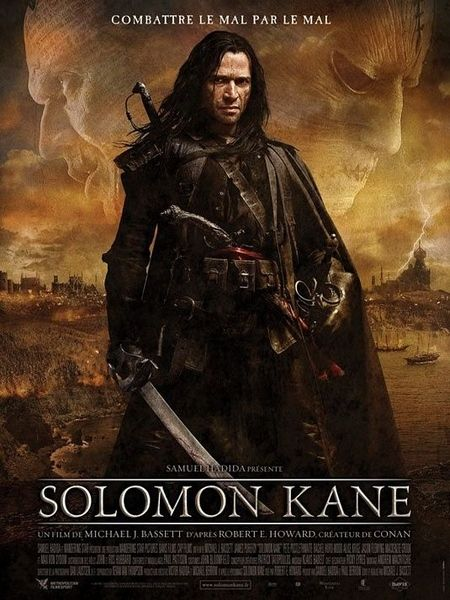 The French <strong><em>Solomon Kane</em></strong> Poster