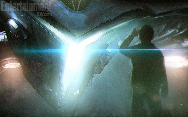 <strong><em>Guardians of the Galaxy</em></strong> Peter Quill Concept Art