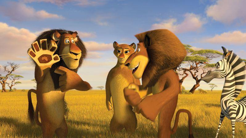 <strong><em>Madagascar: Escape 2 Africa</em></strong> Photo #2