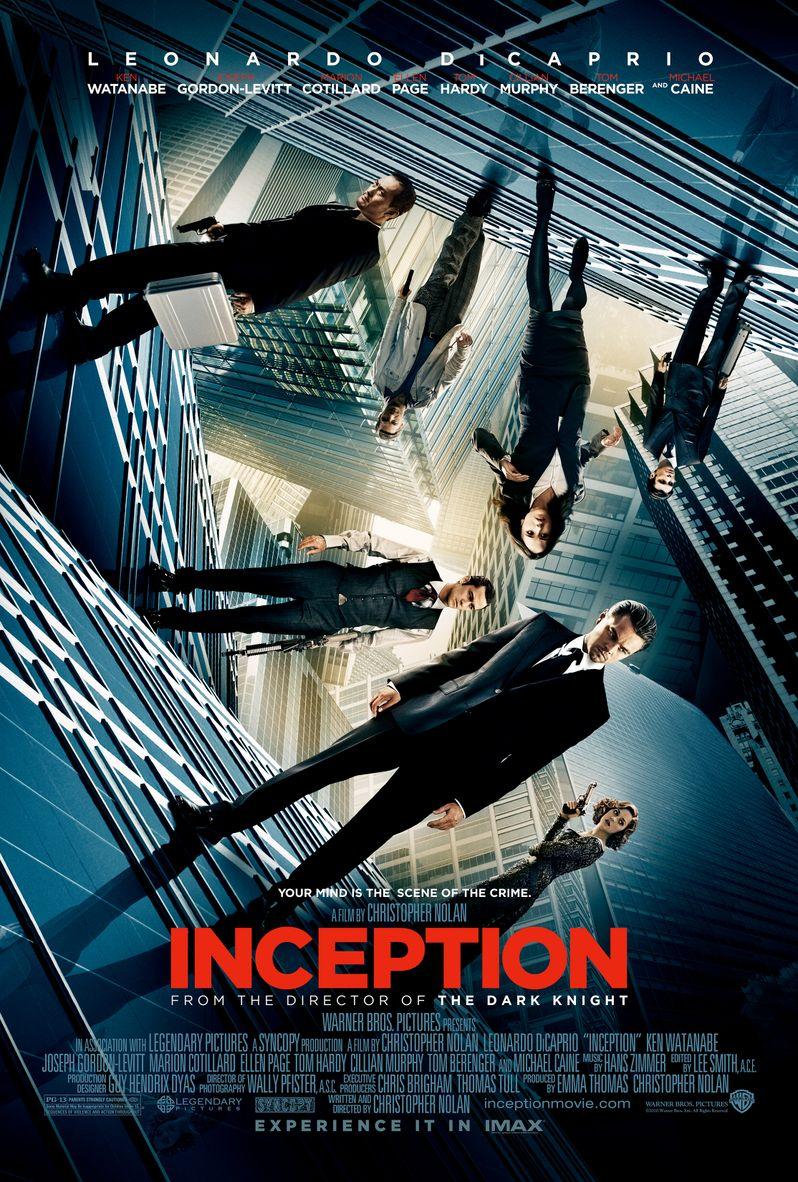 <strong><em>Inception</em></strong> IMAX poster