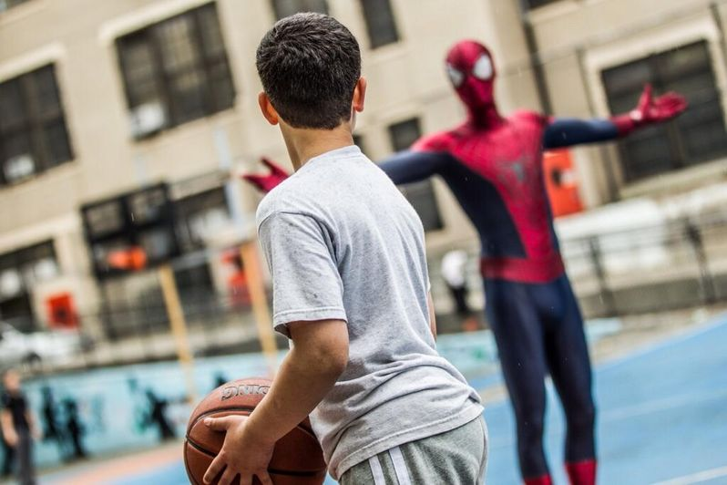 <strong><em>The Amazing Spider-Man 2</em></strong> Day 76 Photo
