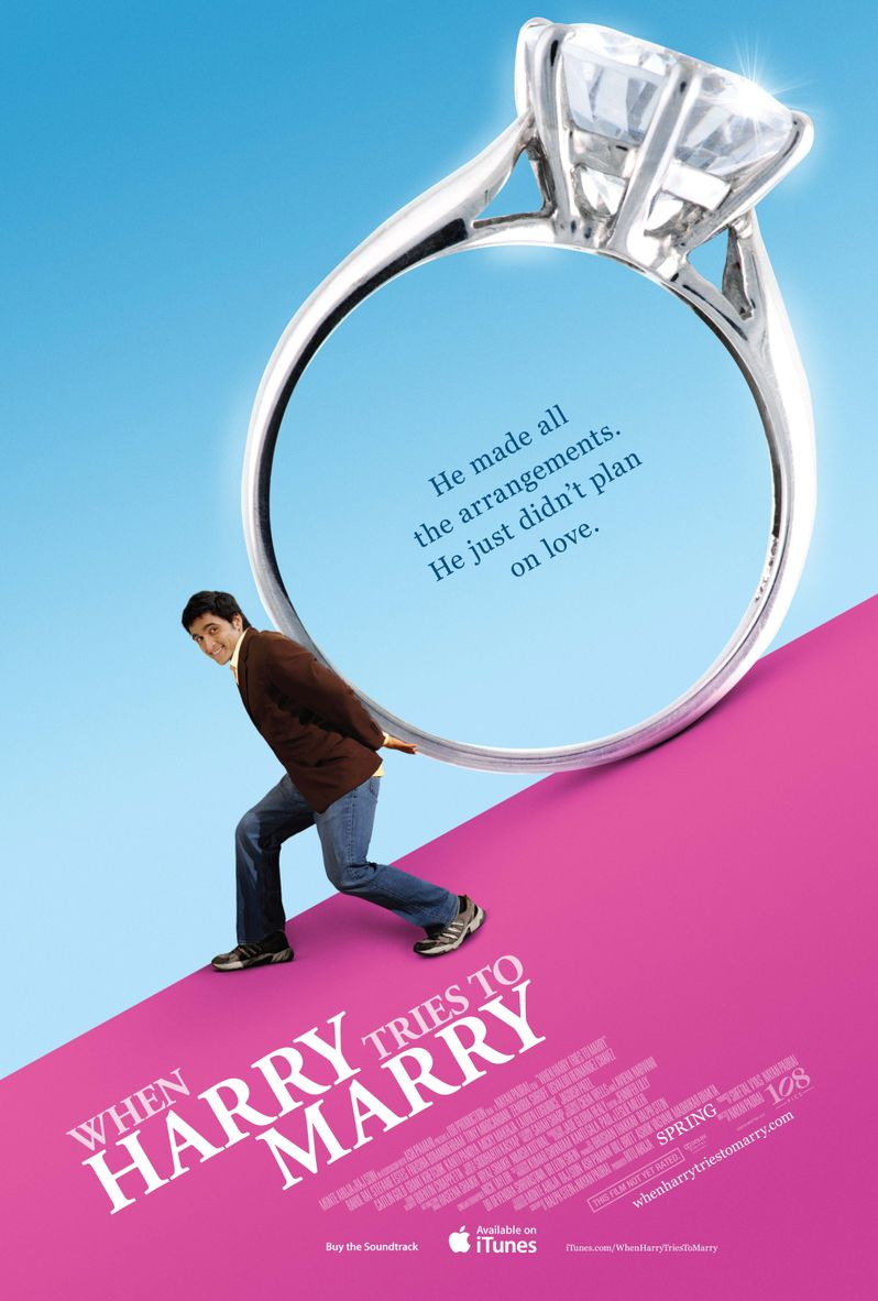 <strong><em>When Harry Tries to Marry</em></strong> Poster