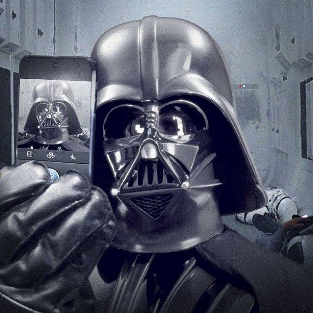 Star Wars Instagram Photo 1