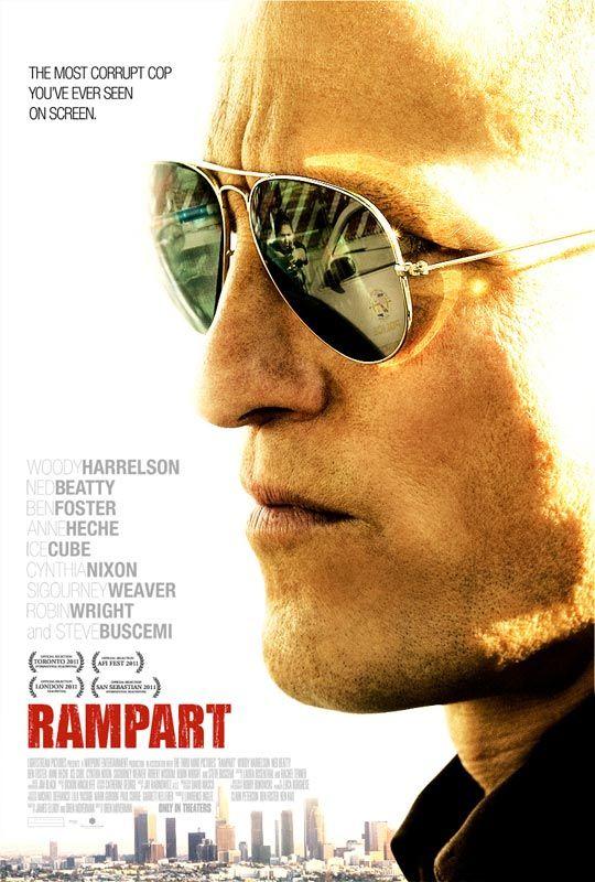 <strong><em>Rampart</em></strong> Poster