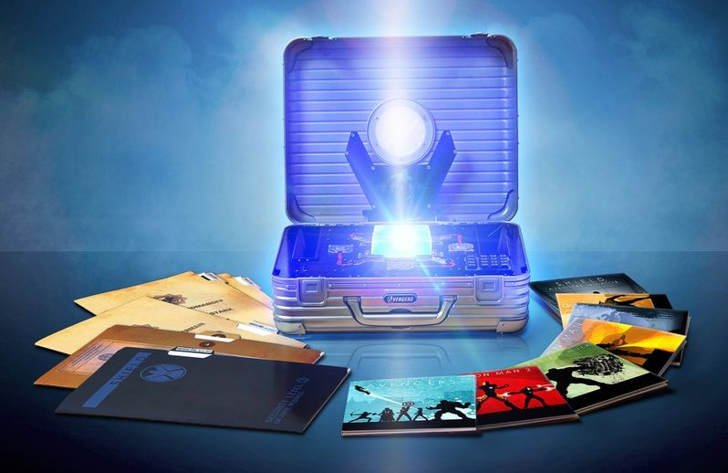 Marvel Cinematic Universe: Phase One - Avengers Assembled Photo #2