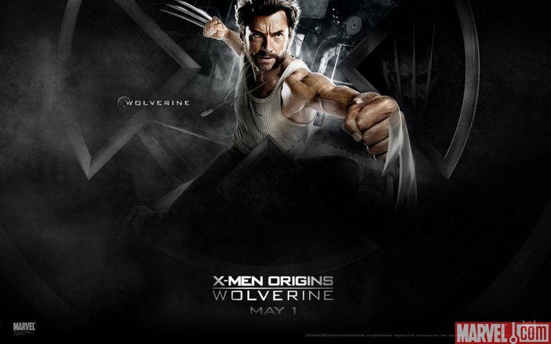 <strong><em>X-Men Origins: Wolverine</em></strong> - Wolverine