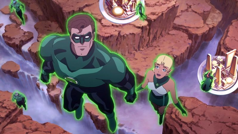 Nathan Fillion will provide the voice of Green Lantern in <strong><em>Green Lantern: Emerald Knights</em></strong>