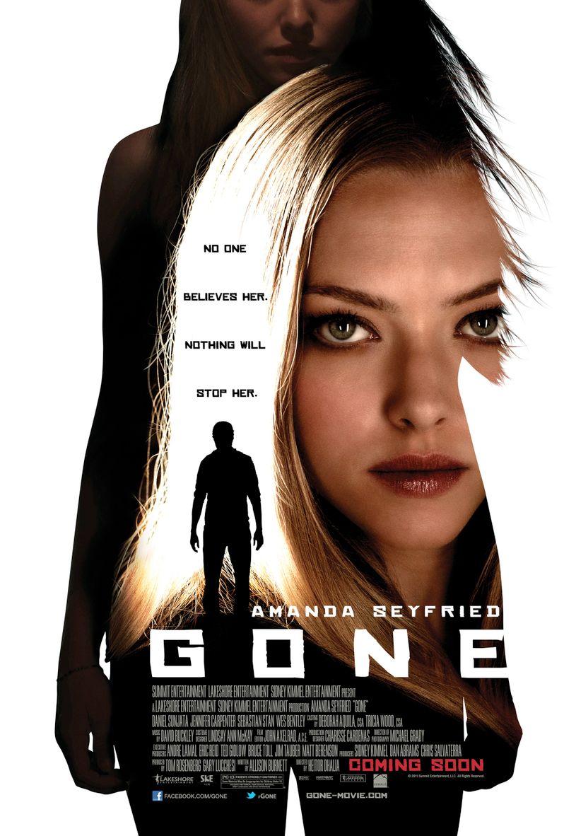<strong><em>Gone</em></strong> Poster #2