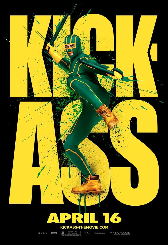 <strong><em>Kick-Ass</em></strong> Outdoor Poster