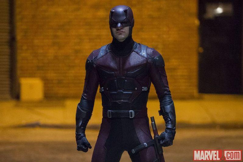 <strong><em>Marvel's Daredevil</em></strong> Red Costume Photo 2
