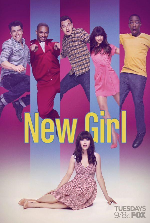 <strong><em>New Girl</em></strong> Season 3 Poster