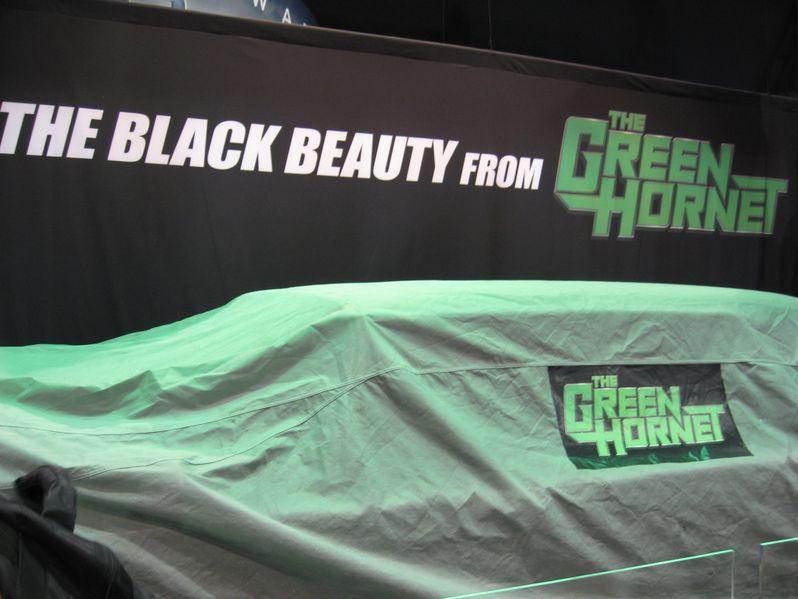 <strong><em>The Green Hornet</em></strong>