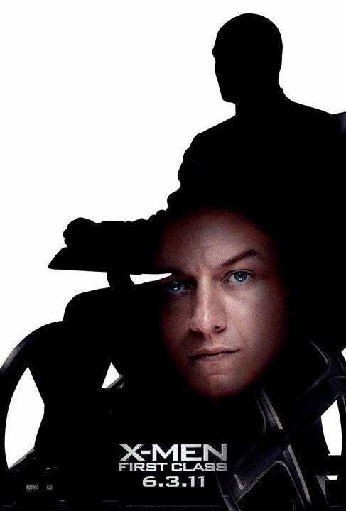 X-Men First Class Destiny Poster Professor X