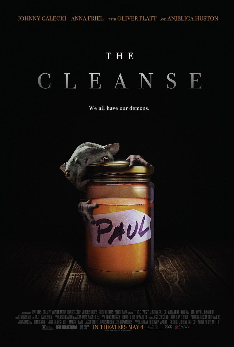<strong><em>The Cleanse</em></strong> Poster