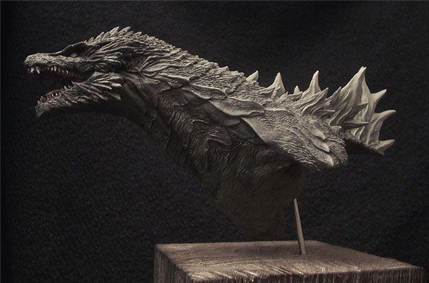 <strong><em>Godzilla</em></strong> Concept Image #1