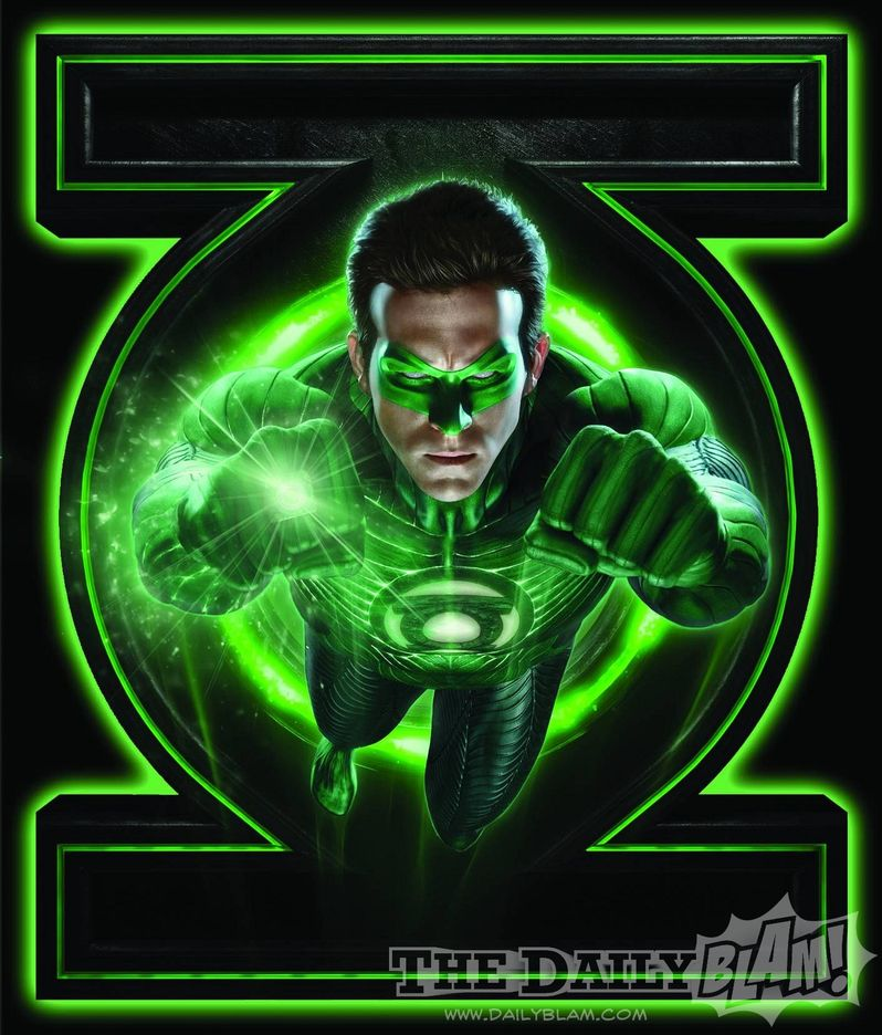 <strong><em>Green Lantern</em></strong> Promo Artwork #5