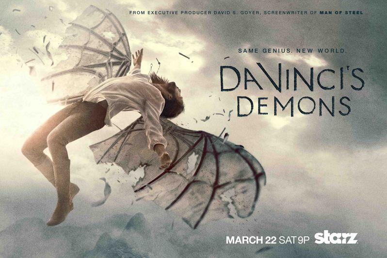 <strong><em>Da Vinci's Demons</em></strong> Sesaon 2 Promo Art