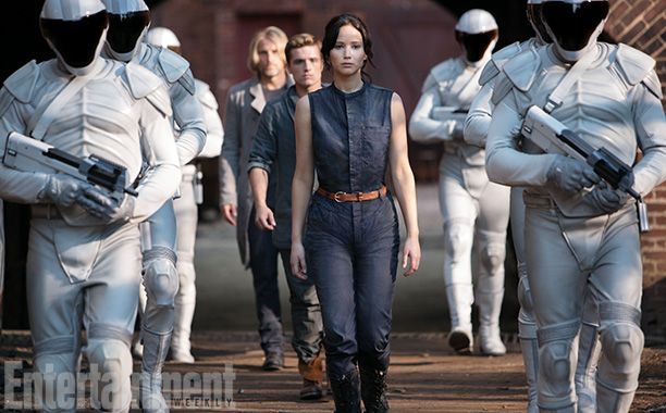 <strong><em>The Hunger Games: Catching Fire</em></strong> Photo 2
