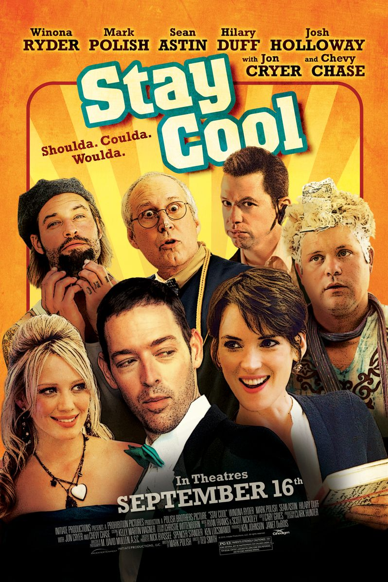<strong><em>Stay Cool</em></strong> Poster