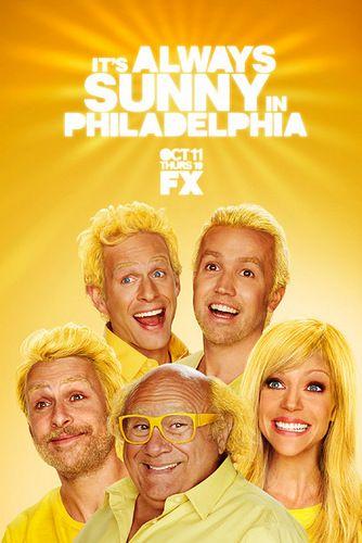 It's Always Sunny In Philadelphia Season 9 Banner #2