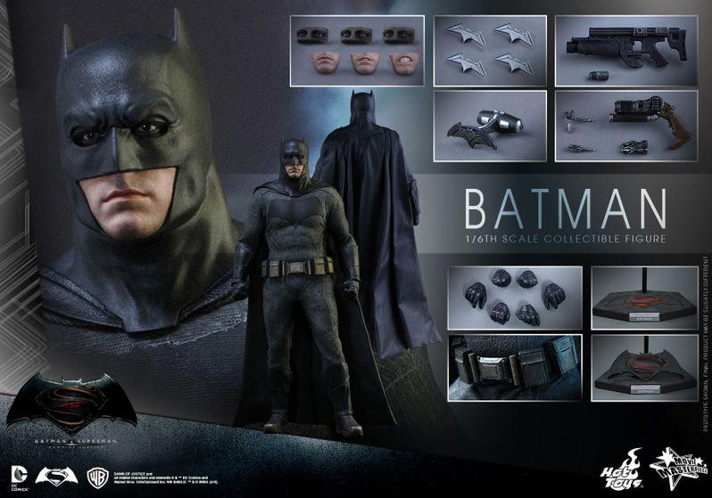 <strong><em>Batman v Superman: Dawn of Justice</em></strong> Hot Toys Photo 4