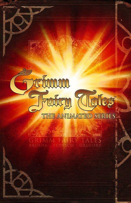 Grimm Fairy Tales Logo