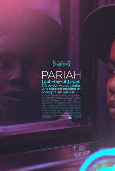 <strong><em>Pariah</em></strong> Poster #3