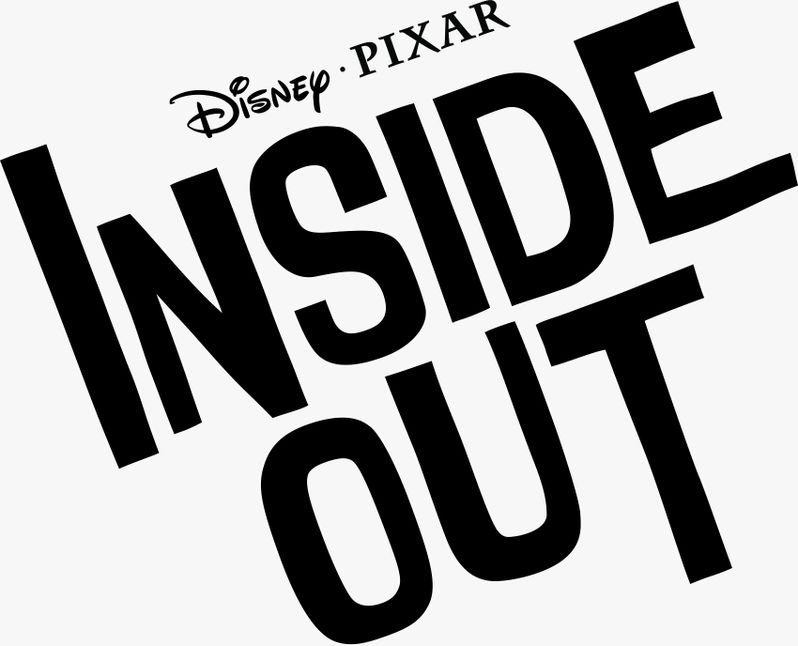 Inside Out Title Treatment