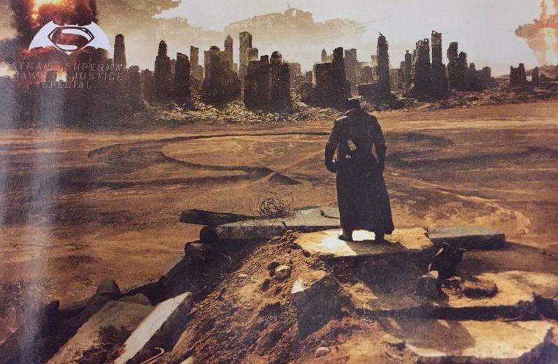 <strong><em>Batman v Superman: Dawn of Justice</em></strong> Empire Magazine Photo 1