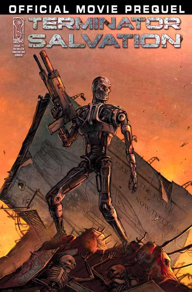 <strong><em>Terminator Salvation</em></strong> Movie Prequel Image #2