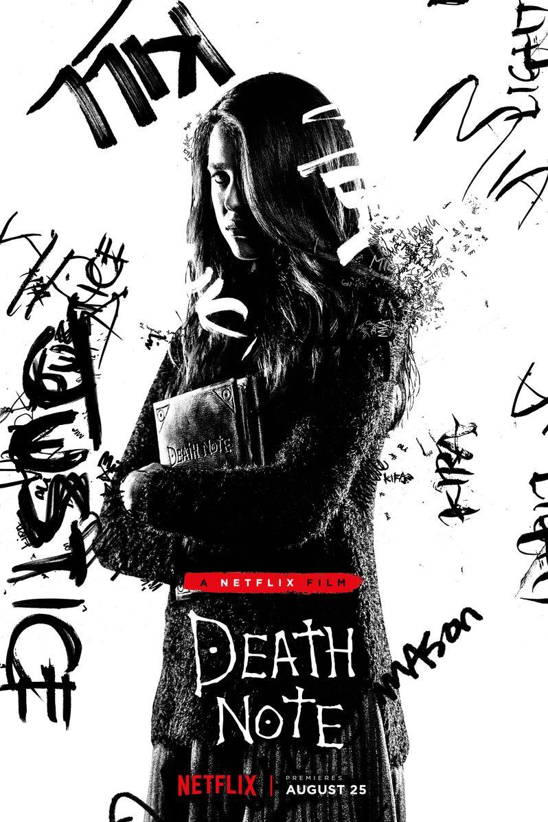 <strong><em>Death Note</em></strong> photo 2