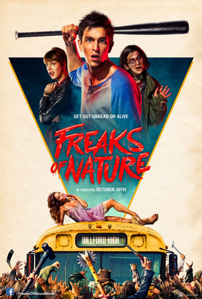 <strong><em>Freaks of Nature</em></strong> Poster