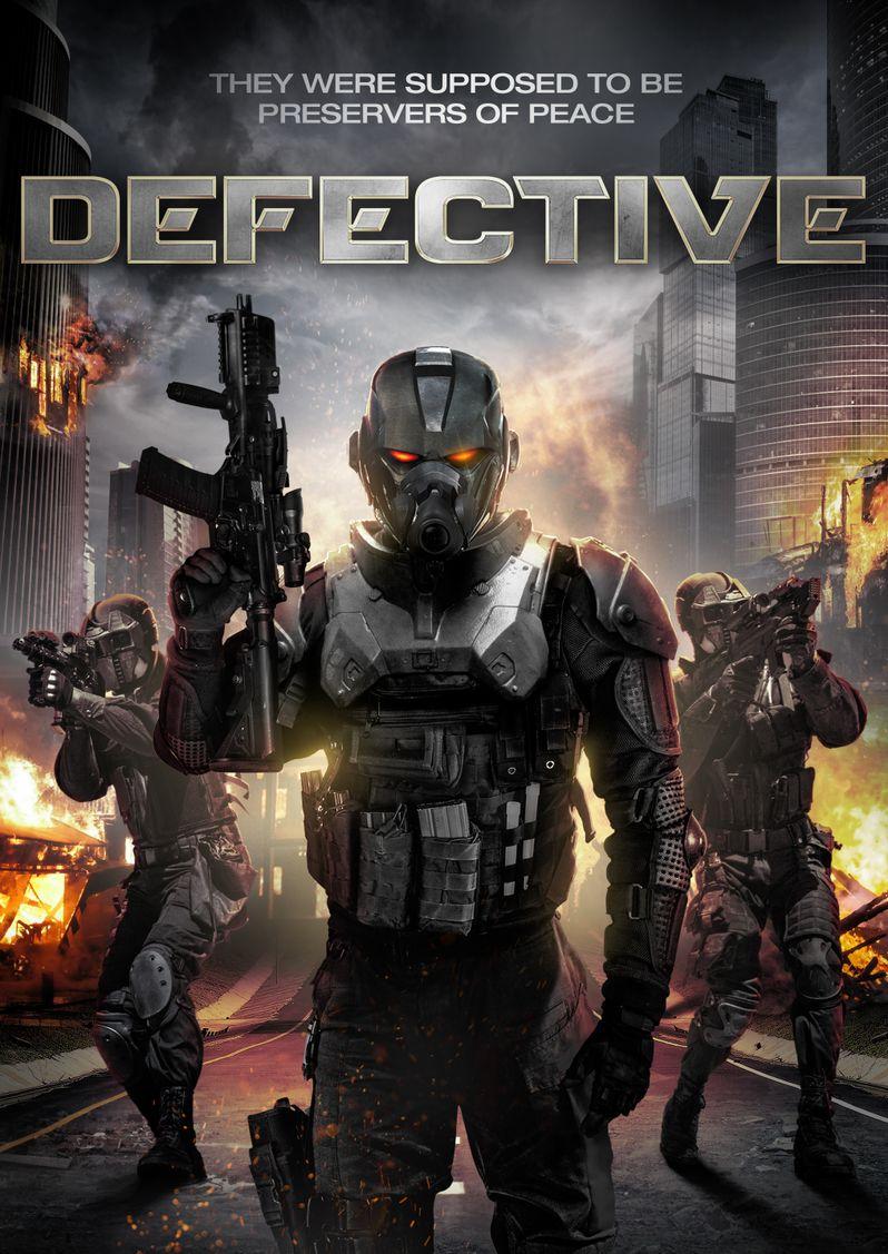 <strong><em>Defective</em></strong> Poster