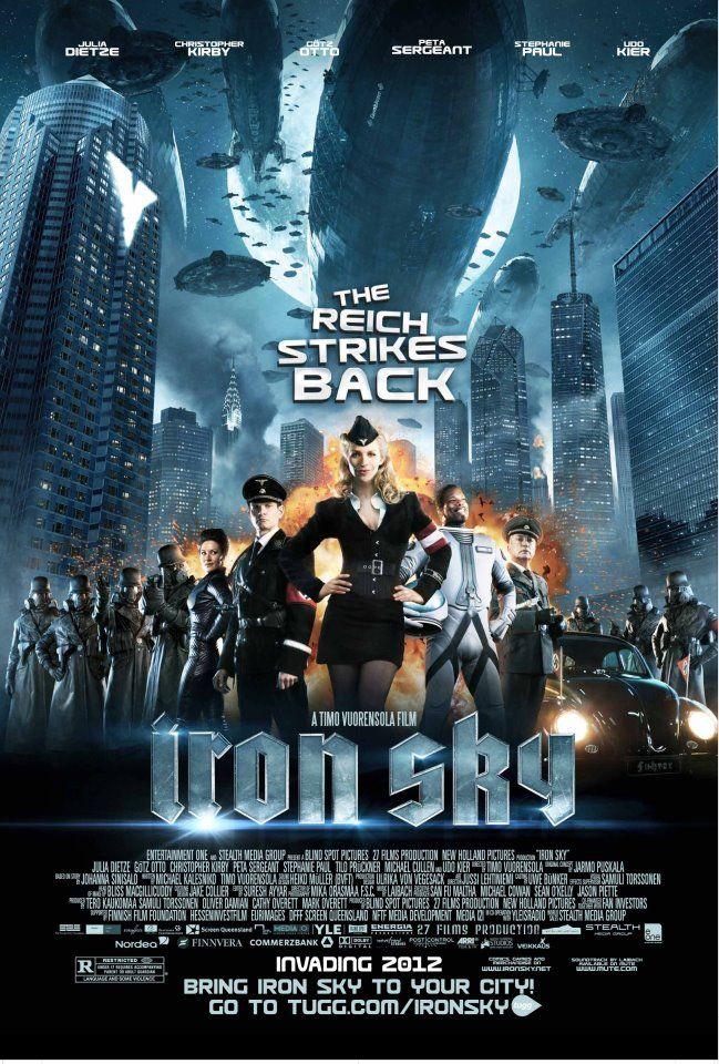 <strong><em>Iron Sky</em></strong> Poster