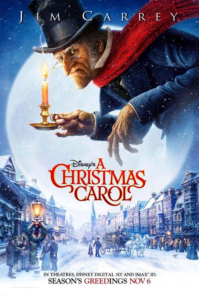 Disney's A Christmas Carol Poster