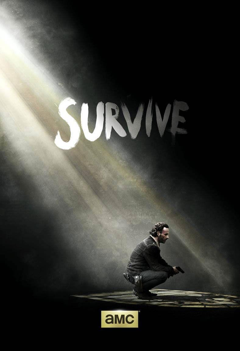 <strong><em>The Walking Dead</em></strong> Season 5 Poster
